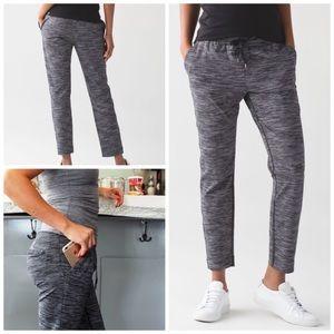 Lululemon jet set pants